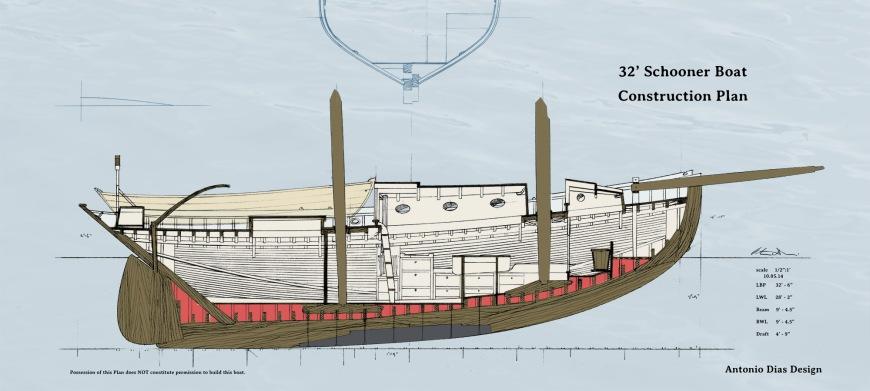 Schooner-Boat-Const